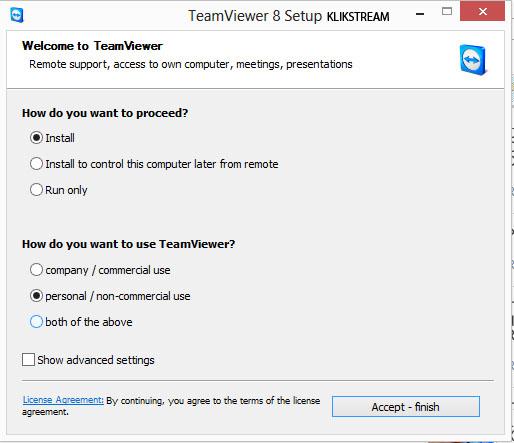 install teamviewer 1